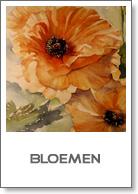 bloem aquarellen