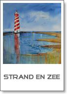 strand aquarellen