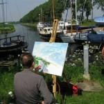 Haven Nieuwland schildergroep